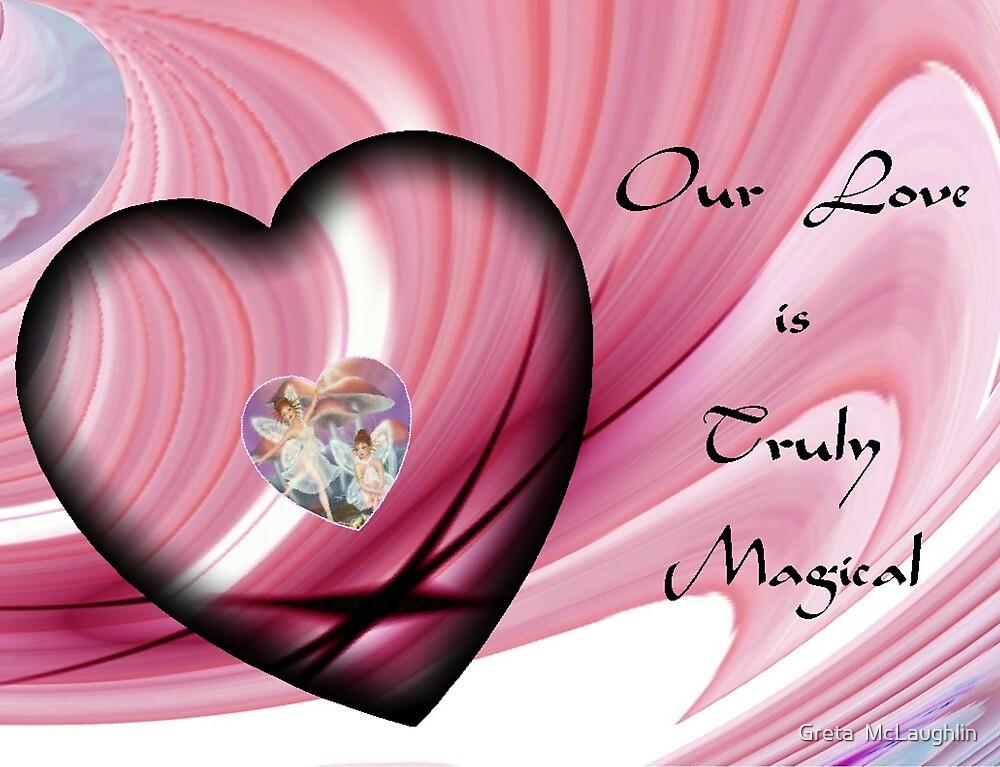 Magic by Greta  McLaughlin