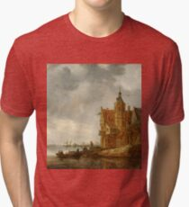 Country House near the Water Tri-blend T-Shirt