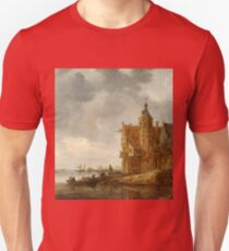 Country House near the Water Unisex T-Shirt