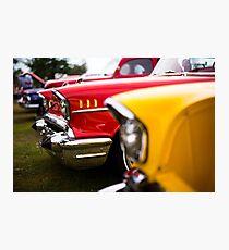 Bumper to bumper - Belair Photographic Print