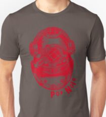 Pop Noir 1 Red T-Shirt
