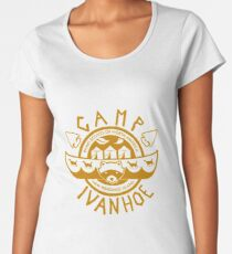Camp Ivanhoe Women's Premium T-Shirt