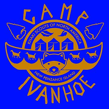 Camp Ivanhoe by NathanPutra