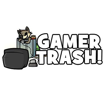 Gamer Trash! Shady Corner 2017 Shirt by BaronVonRosco