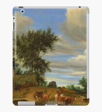 Cows in the Countryside iPad Case/Skin
