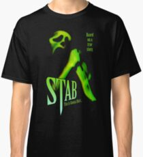 Scream - Stab Movie Poster Classic T-Shirt