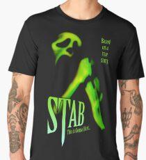 Scream - Stab Movie Poster Men's Premium T-Shirt