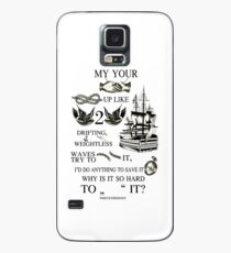 My hands, your hands Case/Skin for Samsung Galaxy