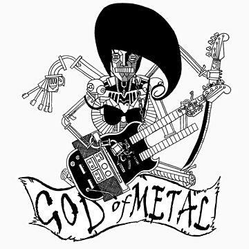 God of Metal by Linus