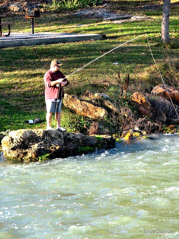 The Fishin' Hole by Brad Sumner