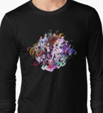 Re:Zero kara Hajimeru Isekai Seikatsu Characters Long Sleeve T-Shirt