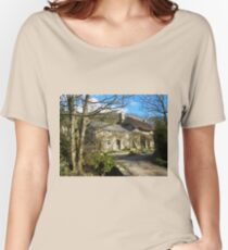 Thatched Cottage Penberth Women's Relaxed Fit T-Shirt