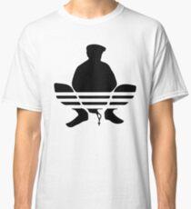 squatting gopnik logo Classic T-Shirt