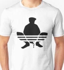 squatting gopnik logo Unisex T-Shirt