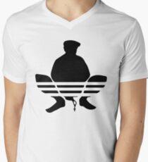 squatting gopnik logo T-Shirt