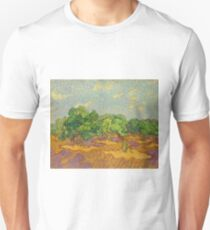 Olive Trees by Vincent van Gogh T-Shirt