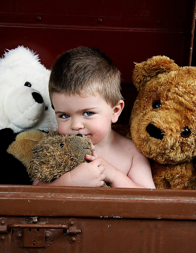 His best friend Ted by kwishtie