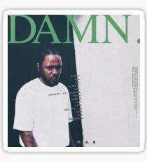 Kendrick Lamar - Damn Sticker