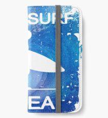 Wave Surf Area iPhone Wallet/Case/Skin
