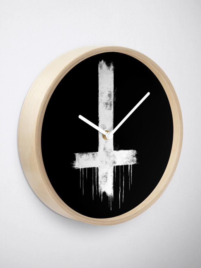 Alternate view of Indignus Clock