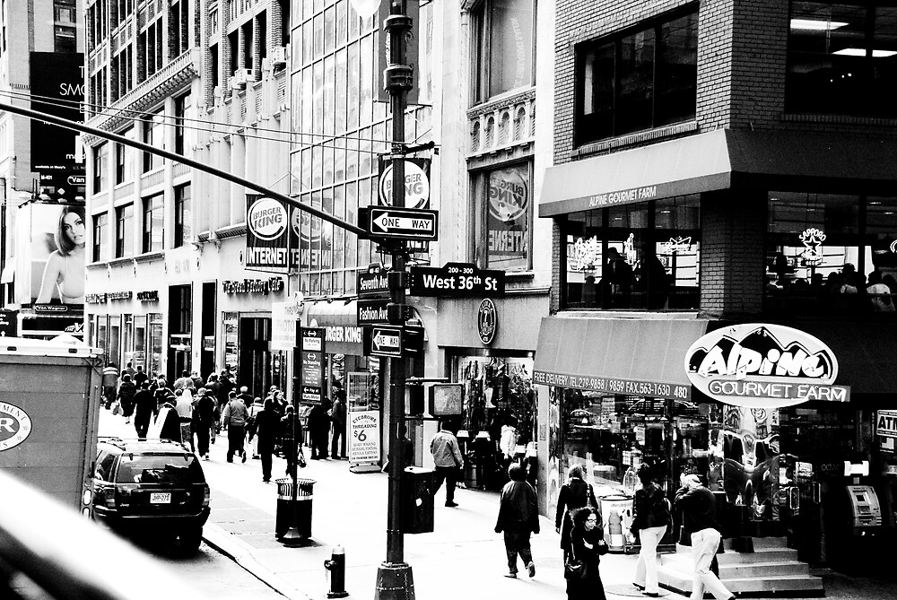 New York  by CarloDC
