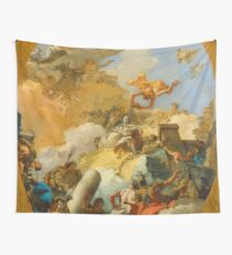 The Apotheosis of the Spanish Monarchy by Giovanni Battista Tiepolo Wall Tapestry