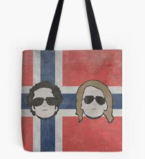 Ylvis - Worn out Tote Bag