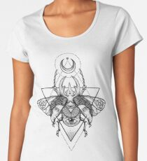 Occult Beetle II Women's Premium T-Shirt