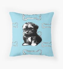 Pad Attitude Throw Pillow