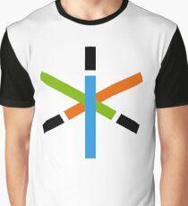 An Elegant Logo Graphic T-Shirt