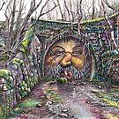 Tunnel Troll by wonder-webb