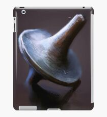 Inception - Spinning Top Totem Art iPad Case/Skin