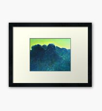 Dark Clouds #1 Framed Print