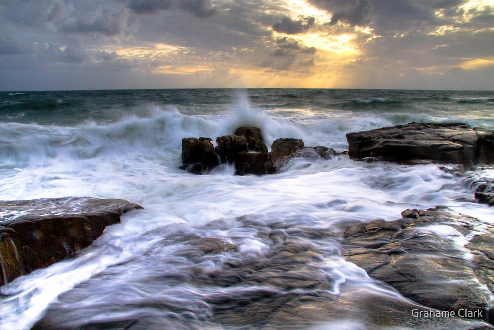Hold back the tides... by Grahame Clark