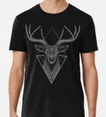 Dark Deer Men's Premium T-Shirt
