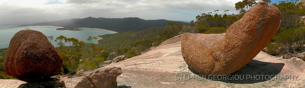 Boomerang Boulder by STEPHEN GEORGIOU PHOTOGRAPHY