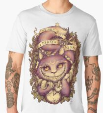 CHESHIRE CAT Men's Premium T-Shirt