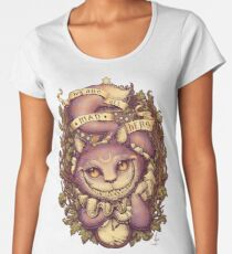 CHESHIRE CAT Women's Premium T-Shirt