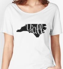 North Carolina Y'all Women's Relaxed Fit T-Shirt