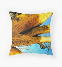 Alien Cacti Throw Pillow