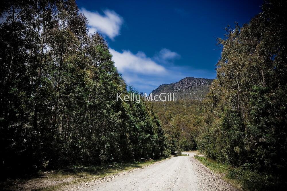 Mount Saddleback, Tasmania by Kelly McGill