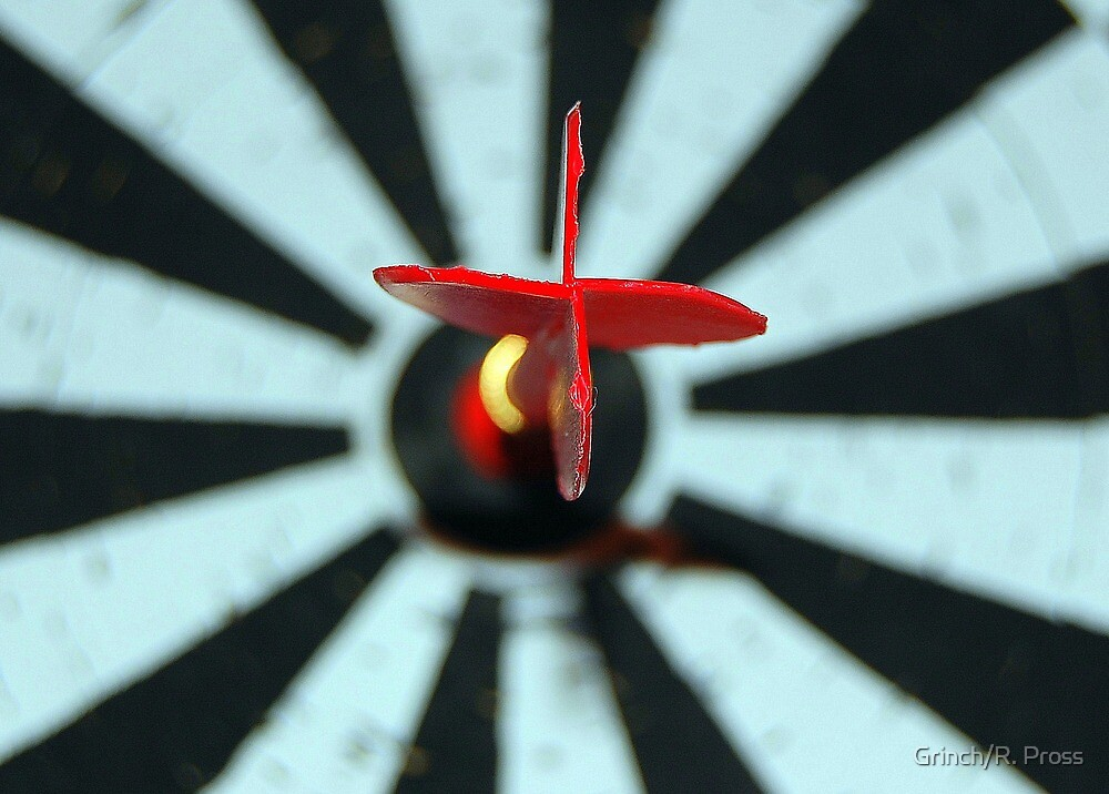 Bulls Eye by Grinch/R. Pross