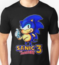 Sanic the Hodgeheg 3: Triple Amputee  T-Shirt