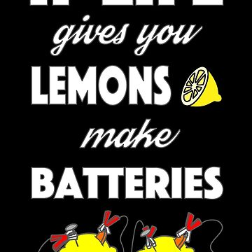 If life gives you lemons... by -Andropov-