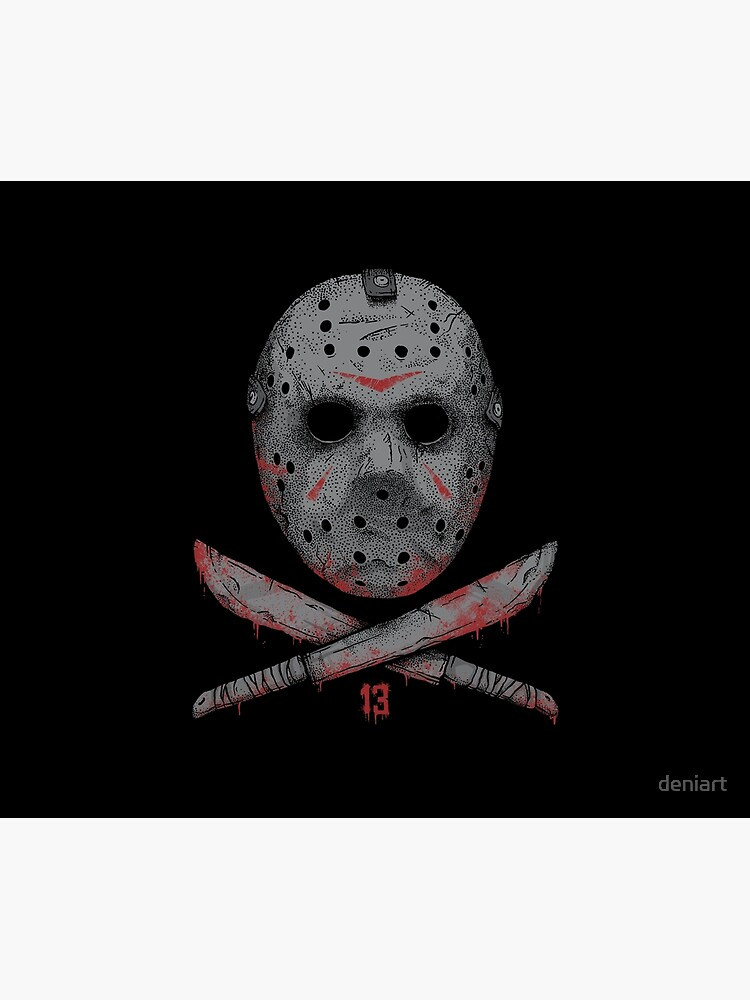 Friday the 13th by deniart