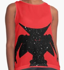 CELL silhouette Contrast Tank
