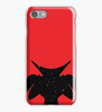 CELL silhouette iPhone Case/Skin