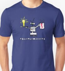 Science Matters Robot T-Shirt