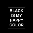 Skam - Sana Black Is My Happy Color Case - iPhone Case Smartphone Case Samsung Case by ALittleGay