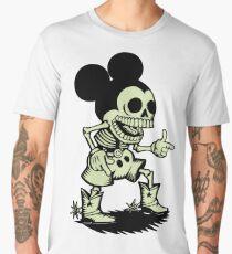 Skull mouse Men's Premium T-Shirt